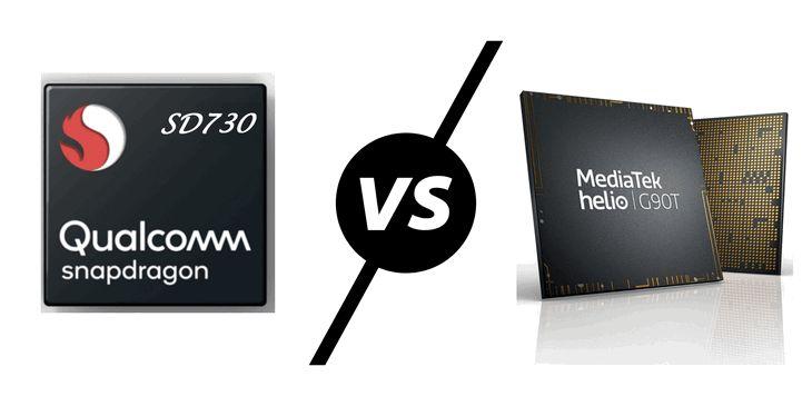 Сравнение двух процессоров